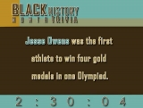Black History Month Trivia Countdown