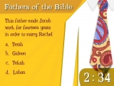 Fathers of the Bible Trivia Countdown