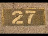 Street Digits Countdown 1