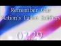 Patriotic Memorial Day Countdown