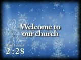 Basic Christmas Countdown - Welcome version