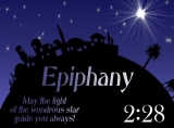 Epiphany Countdown 2
