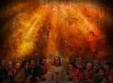 Last Supper Background 8