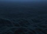 Stormy Ocean Looping Background