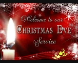Christmas Eve Welcome Background 2