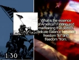 Freedom Quotes Countdown (4th of July / Independence Day)
