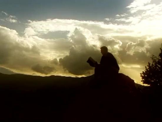 Man Reading Bible | Mathew and Kelsey Bardwell | SermonSpice