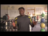 Linebacker pep talk - GOOD NEWS
