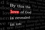 1 John 4:7-10