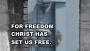 Galatians 5:1 (Widescreen)
